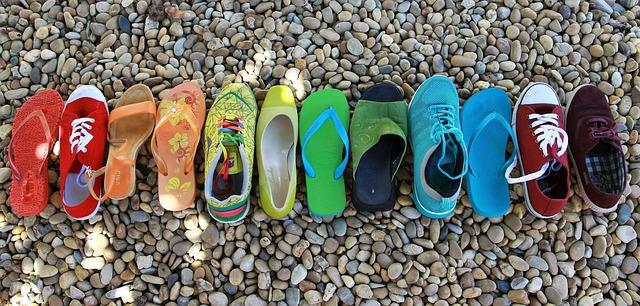 Perfekte Schuhe